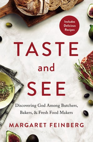 Taste and See book image
