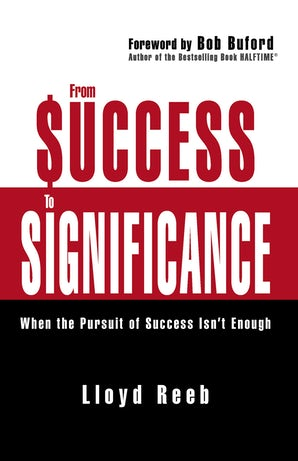 From Success to Significance book image