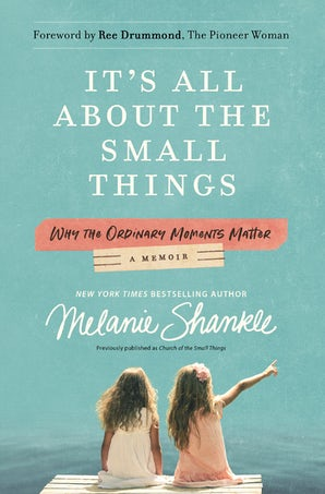 It's All About the Small Things book image