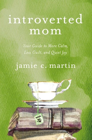 Introverted Mom book image