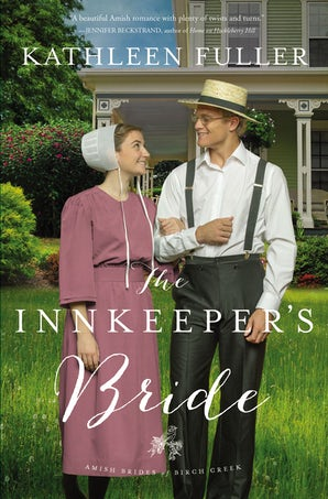 The Innkeeper's Bride Paperback  by Kathleen Fuller