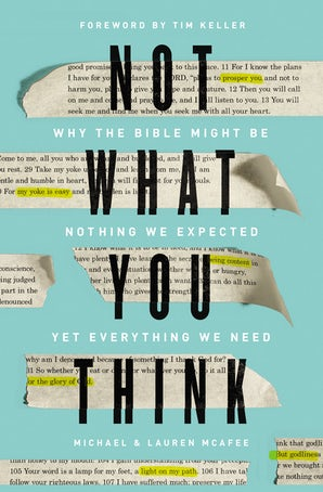 Not What You Think book image
