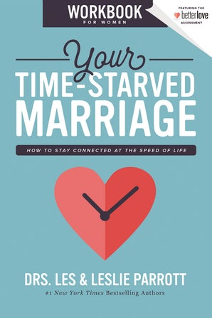 Your Time-Starved Marriage Workbook for Women book image