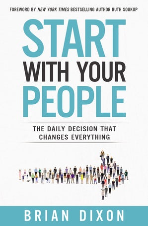 Start with Your People book image