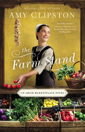 The Farm Stand Paperback  by Amy Clipston