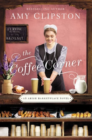 The Coffee Corner Paperback  by Amy Clipston