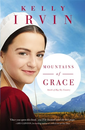 Mountains of Grace Paperback  by Kelly Irvin