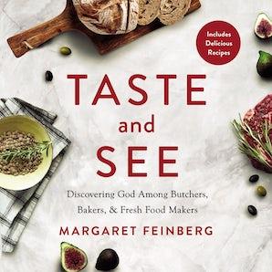 Taste and See book image