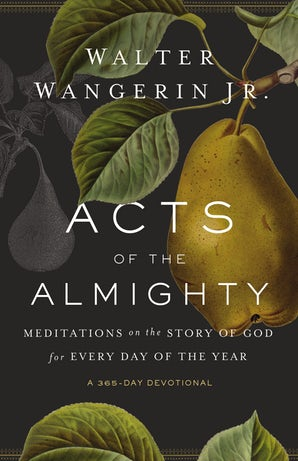 Acts of the Almighty book image