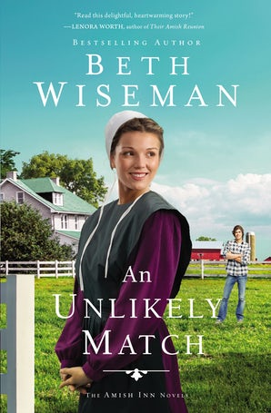 An Unlikely Match Paperback  by Beth Wiseman