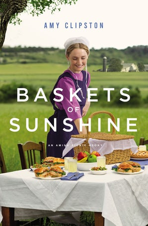 Baskets of Sunshine eBook DGO by Amy Clipston