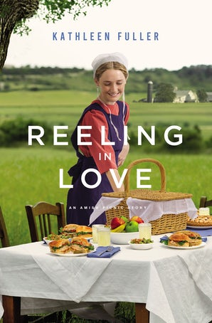 Reeling in Love eBook DGO by Kathleen Fuller