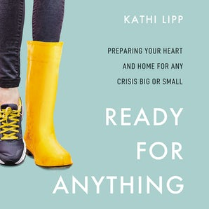 Ready for Anything book image