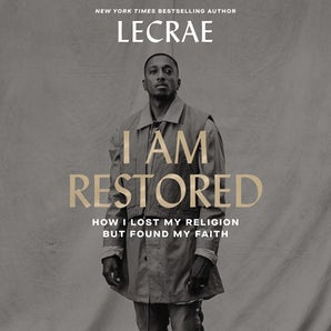 I Am Restored book image