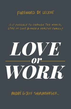 Love or Work book image