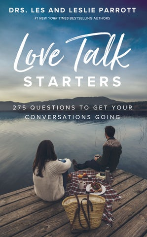 Love Talk Starters book image