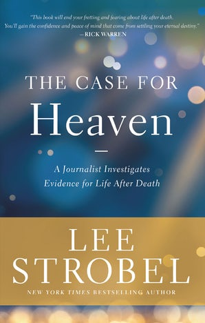 The Case for Heaven book image