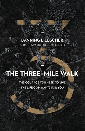 The Three-Mile Walk book image