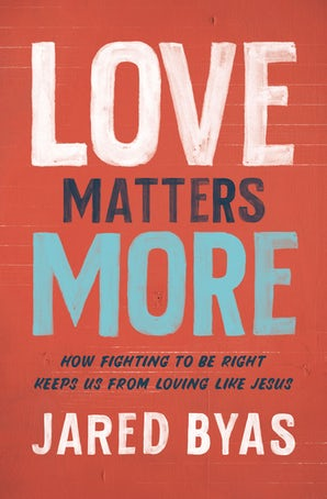 Love Matters More book image