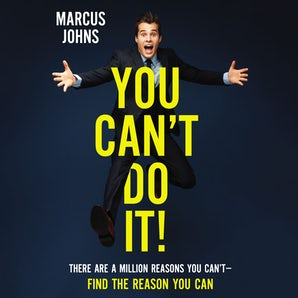 You Can't Do It! book image