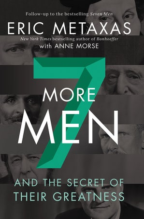 Seven More Men book image