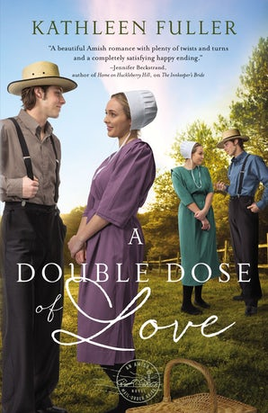 A Double Dose of Love Paperback  by Kathleen Fuller