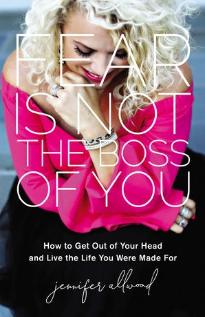 Fear Is Not the Boss of You book image