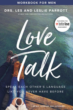 Love Talk Workbook for Men book image