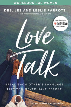 Love Talk Workbook for Women book image
