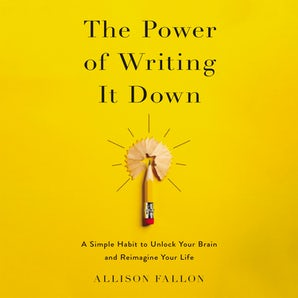 The Power of Writing It Down book image