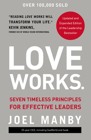 Love Works book image