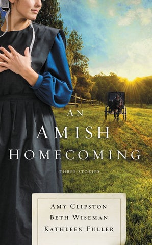An Amish Homecoming Paperback  by Amy Clipston