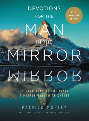 Devotions for the Man in the Mirror book image