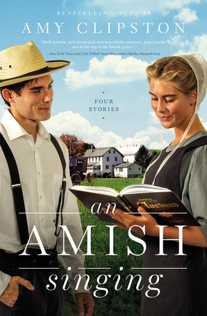An Amish Singing Paperback  by Amy Clipston