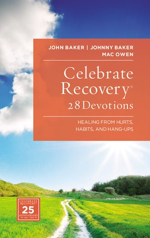 Celebrate Recovery Booklet book image