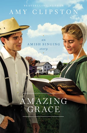 Amazing Grace eBook DGO by Amy Clipston