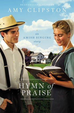 Hymn of Praise eBook DGO by Amy Clipston