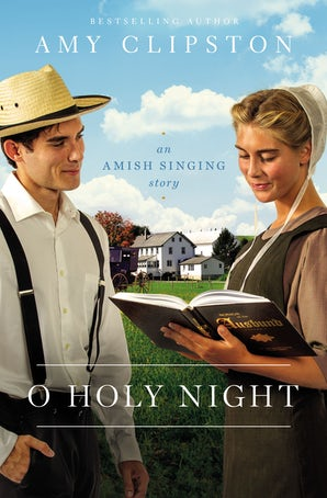O Holy Night eBook DGO by Amy Clipston