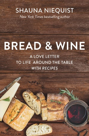 Bread and Wine book image