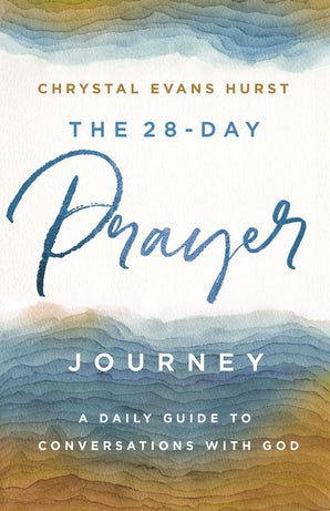 The 28-Day Prayer Journey book image