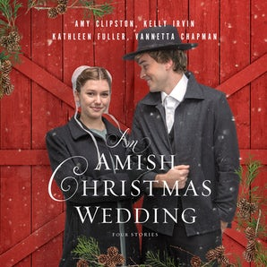 An Amish Christmas Wedding Downloadable audio file UBR by Amy Clipston