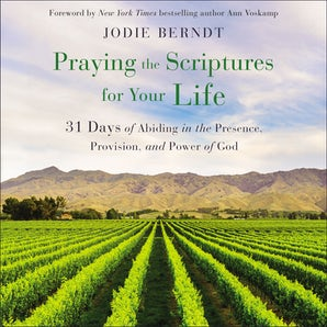 Praying the Scriptures for Your Life book image