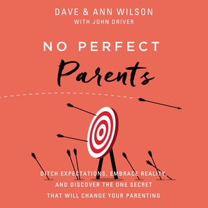 No Perfect Parents book image