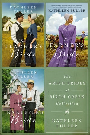 The Amish Brides of Birch Creek Collection eBook DGO by Kathleen Fuller