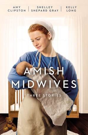 Amish Midwives Paperback  by Amy Clipston