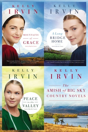 The Amish of Big Sky Country Novels eBook DGO by Kelly Irvin