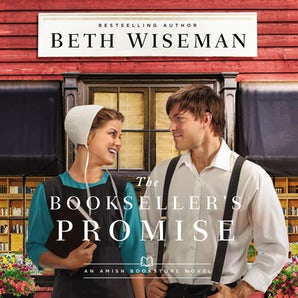 The Bookseller's Promise Downloadable audio file UBR by Beth Wiseman