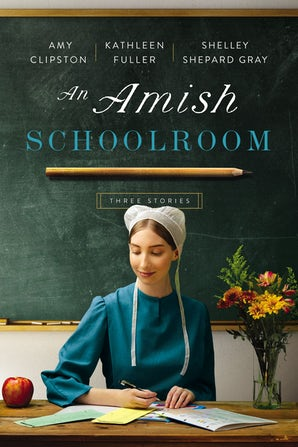 An Amish Schoolroom Paperback  by Amy Clipston