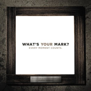 What's Your Mark?, Paperback book image