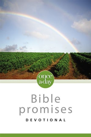 NIV, Once-A-Day Bible Promises Devotional, Paperback book image